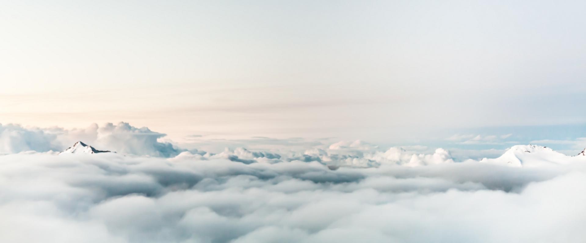 Felhők felett kicsi