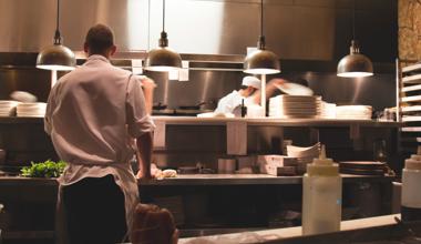Étterem konyha